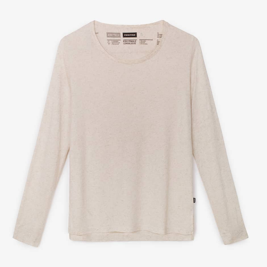 FEMALE LONGSLEEVE NATURE E352-32 - 0