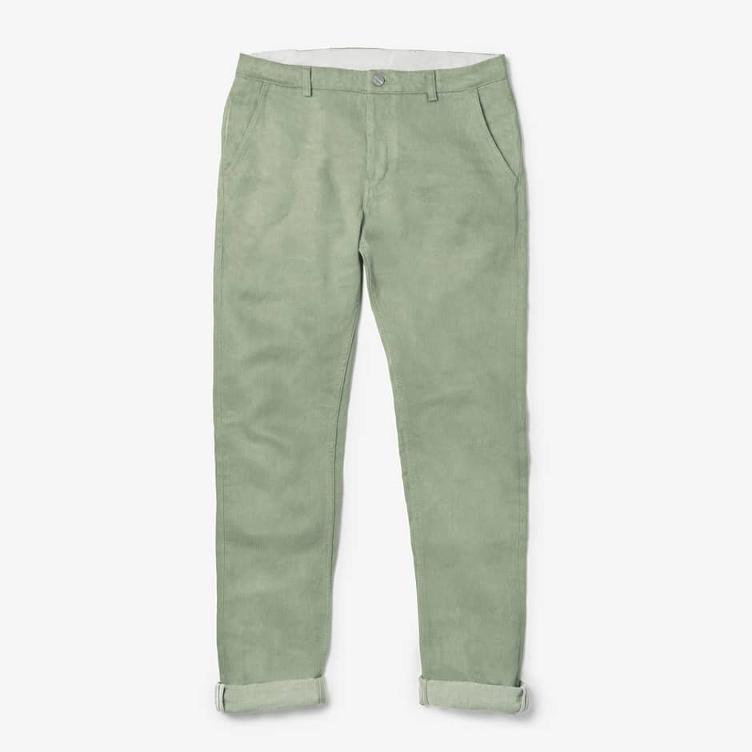 WORKPANT INDUSTRIAL GREEN E550-29